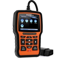 FOXWELL NT510 Pro Automotive Full System Diagnostic Scanner for VW Audi Seat Skoda