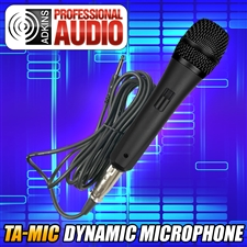 Adkins Professional Audio TA-MIC Dynamic Microphone
