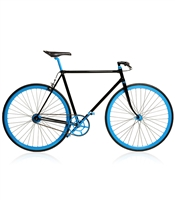Zike Blue Bike