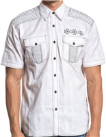 Resolution Short Sleeve Woven