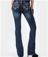 High Noon Signature Boot Cut Jeans