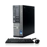 Dell Optiplex 7010 SFF i7-3770 Quad Core 3.4Ghz DDR3 SSD or HDD Windows 10