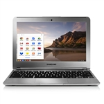 "Samsung Chromebook XE303C12-A01US Laptop Computer Chromebook, 1.70 GHz Samsung Exynos, 2GB DDR3 RAM, 16GB SSD Hard Drive, Chrome, 11"" Screen (Refurbished)"