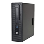 Hp 600 G1 SFF Computer 8GB 500GB Windows 10 Professional Intel 4th Gen 3.4Ghz Processor WiFi USB 3.0