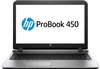 "HP Probook 450 G3 15.6"" Laptop Windows 10 Pro , Intel Core i5-6200U 6th Gen, 8GB RAM, 128GB SSD, WiFi, Displayport, USB 3.0"