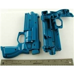 Gun Shell Set for Sega games (Blue)