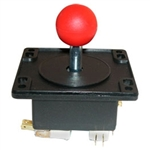 Joystick 4 Way W/Red Knob For Pacman & Galaga
