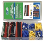 Electrical Connector Kit 308 pcs