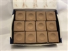 Silver Cup Chalk (12 PACK) Brown