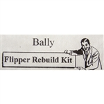 Flipper Rebuild Kit - Bally