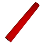 Red T-Molding 3/4""