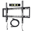"7pc Ultra Slim Tilt TV Wall Mount Kit 37""-75"""