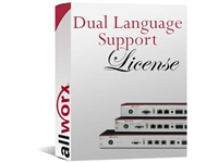 Allworx Connect 324 and 320 Dual Language Support Key