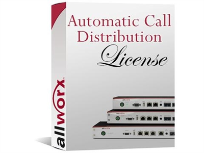 Allworx Connect 731 Automatic Call Distribution (ACD) Key