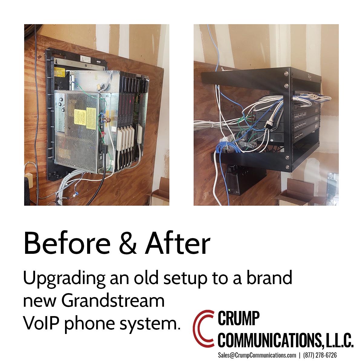 Grandstream Hotel Motel 48 Room IP PBX System