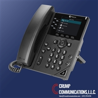 Poly VVX 350 Front Desk Phone