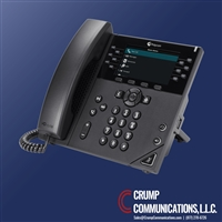 Poly VVX 450 Front Desk Phone