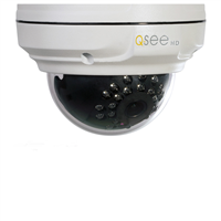 Q-See HD Fixed Dome Security Camera
