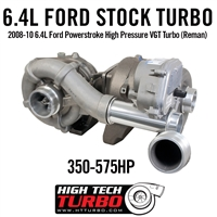 2008-10 6.4L Ford Powerstroke High Pressure VGT Turbo (Reman)