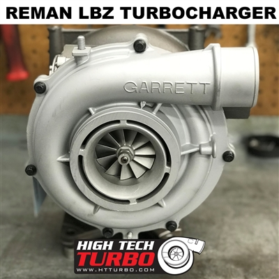 LBZ Duramax Reman turbo
