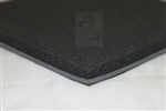 "Mass Loaded Vinyl Soundproof Carpet Underlay | 3/8"" x 4' x 30'"