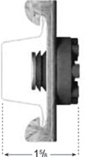 Decoupling Isolation Clip For Soundproofing Rsic 1