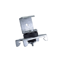 RSIC-1.5 CRC Sound Isolation Clips | Drywall Ceilings & Walls