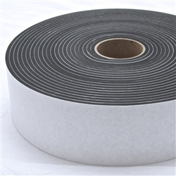 "Soundproofing Isolation Gasket Tape | 1/2"" x 8"" x 25'"