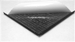 "SoundAway Closed Cell Foam Soundproof Mat | 1/4"" x 3' x 4'"