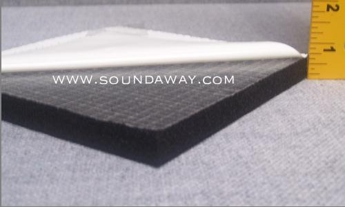 Buy High Density Soundproof Mats Closed Cell Foam Mats