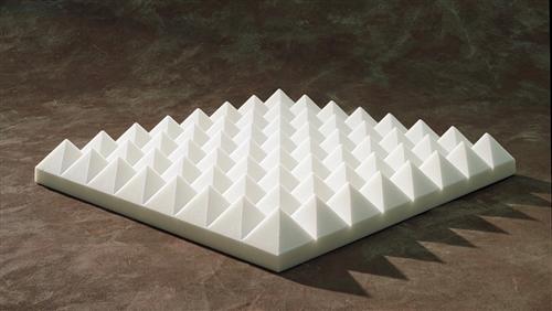 Sonex Pyramids 3 Quot X 2 X 2 Acoustical Panels 10 Per Box
