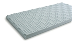 "SONEX Valueline 2-1/2"" x 2' x 4' Natural Gray Acoustic Panel 4-Pack"