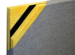SA2500 Acoustical Fabric Panels