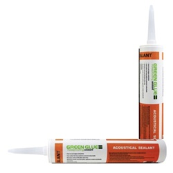 Green Glue Soundproofing Acoustical Caulk 28 Oz Tube