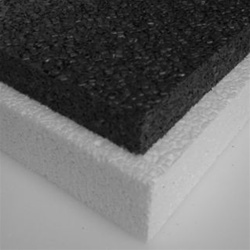 "Echo Drop Acoustical PEPP Foam Panels | 1"" x 2' x 4'"