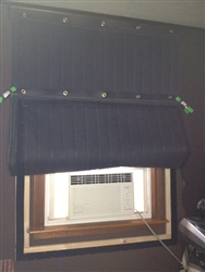 Soundproofing Window Cover