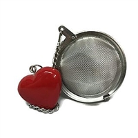 Heart Tea Ball Infuser