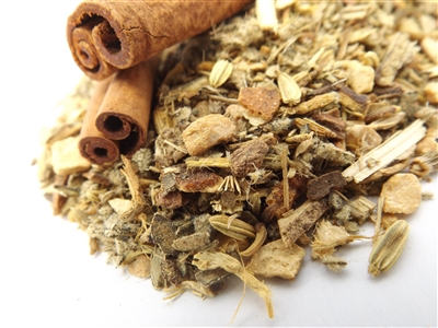Bronchial Blues Organic Herbal Tea