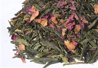 Cherry Rose Organic Green Tea