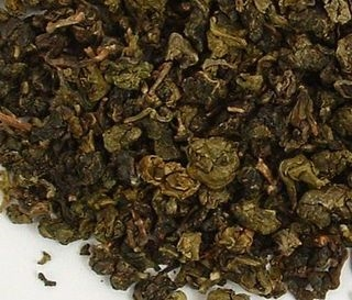 Magnolia Oolong Green Tea