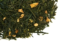 Peach Creme Organic Green Tea