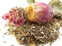 Prickly Pear Raw Rooibos Herbal Organic Tea