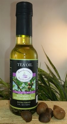 Rosemary & Sencha Green Tea Oil