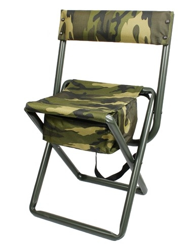 Wondrous Deluxe Quiet Woodland Camo Folding Chair W Pouch Unemploymentrelief Wooden Chair Designs For Living Room Unemploymentrelieforg