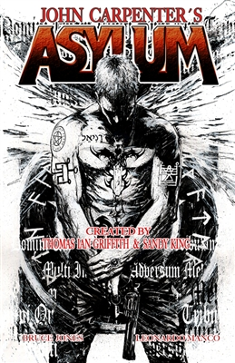 Asylum - Issue  1 (reprint)