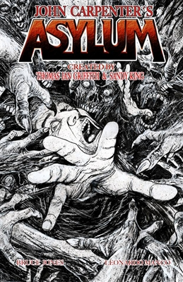 Asylum - Issue  2 (reprint)