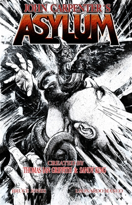 Asylum - Issue  3 (reprint)