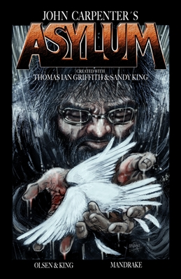 Asylum - Issue  7 team signed