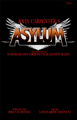 Asylum - Issue  1 Alternate