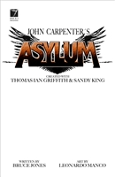 Asylum - Issue  3 Alternate